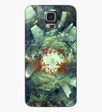 Licht am Ende des Tunnels Hülle & Klebefolie für Samsung Galaxy
