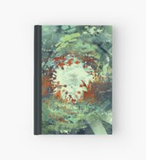Light at the End of the Tunnel Hardcover Journal