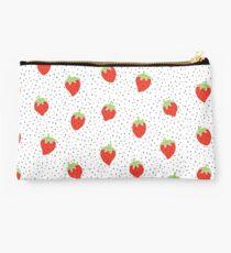 Strawberries Studio Pouch
