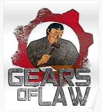Gears of Law Poster