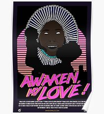 Awaken, My Love! Fan Movie Poster Poster