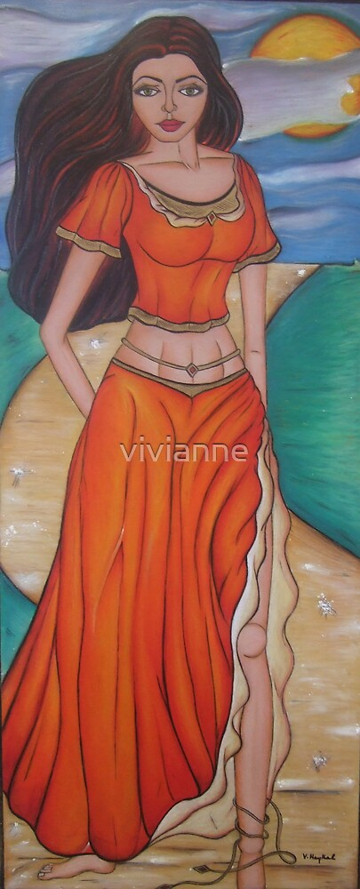 Gypsy by vivianne