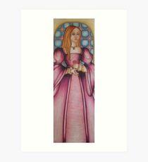 Juliet (2) Art Print
