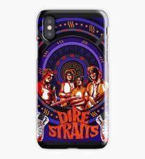Dire Straits iPhone Case