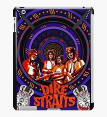 Dire Straits iPad Case/Skin