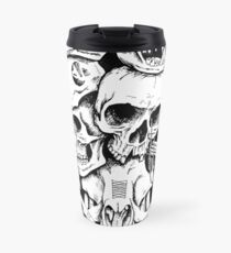 Animal Skull Totem Travel Mug