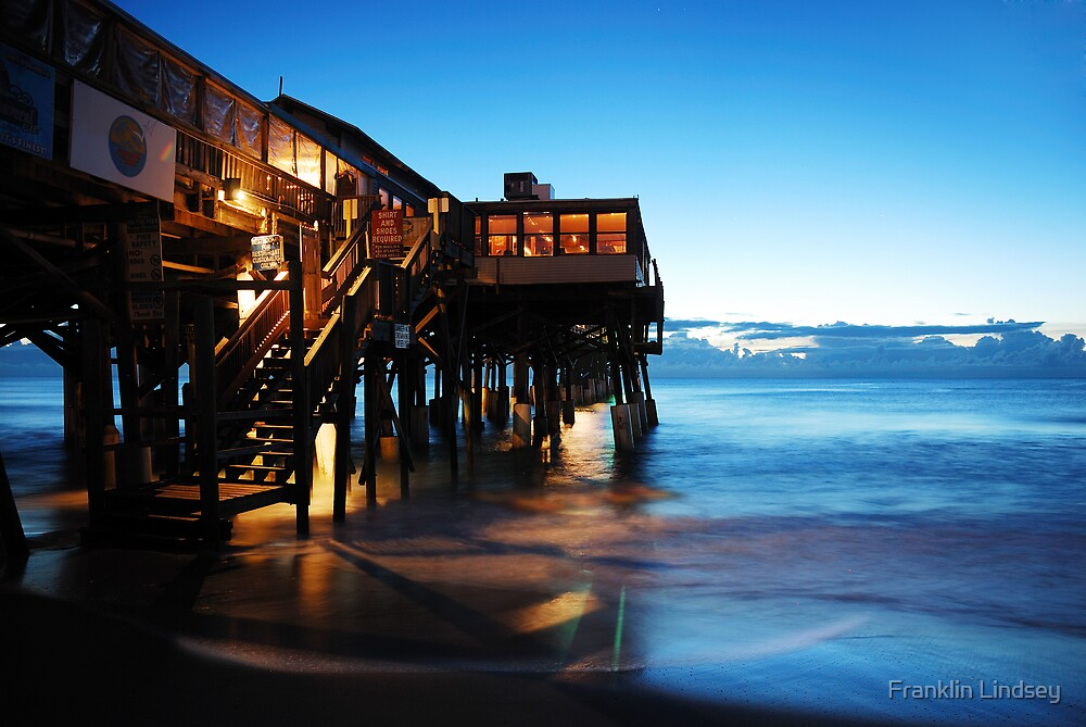 A Piece of Cocoa Beach by Franklin Lindsey