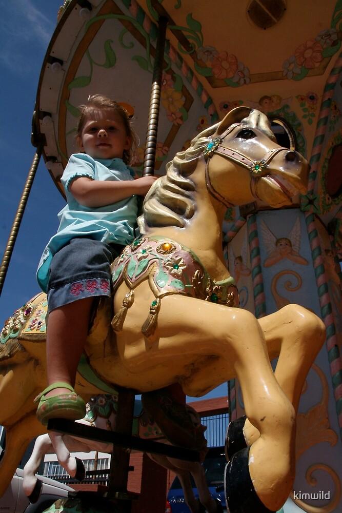 Merry-go-round by kimwild