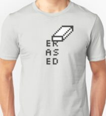 The Tooled Up Series: Erased Unisex T-Shirt