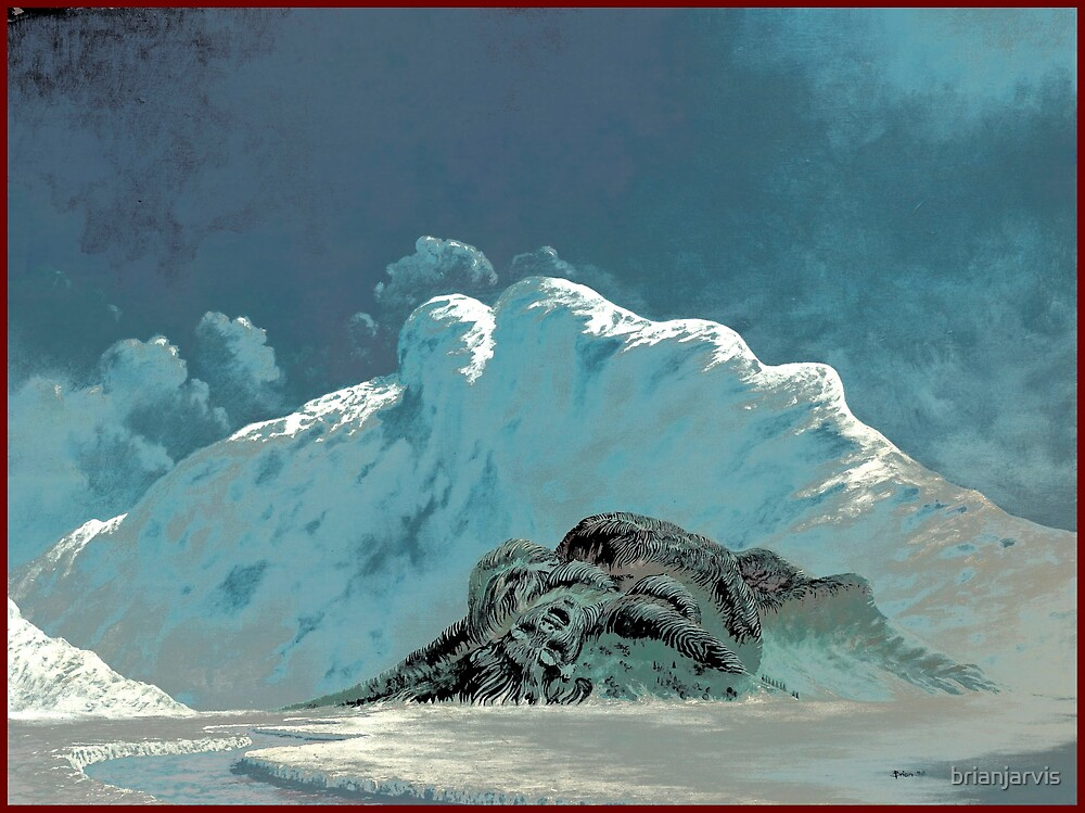 Fantasy Island 2- Iced. by brianjarvis
