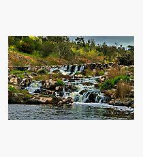 """Buckley's Falls"" Photographic Print"
