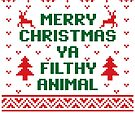 Filthy Animal Sweater by DetourShirts