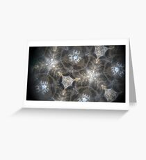 Still Thru A Kaleidoscope Lens n°7 Greeting Card