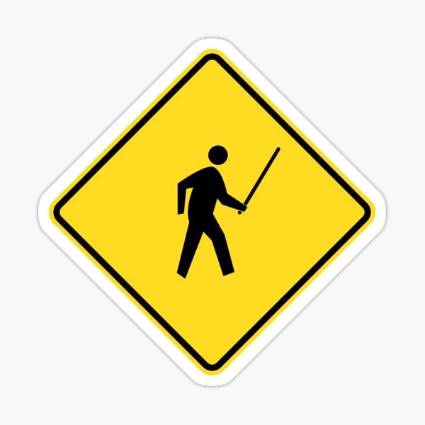 Skywalker Crossing Sticker