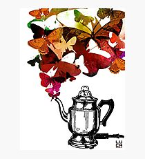 Teapot Photographic Print