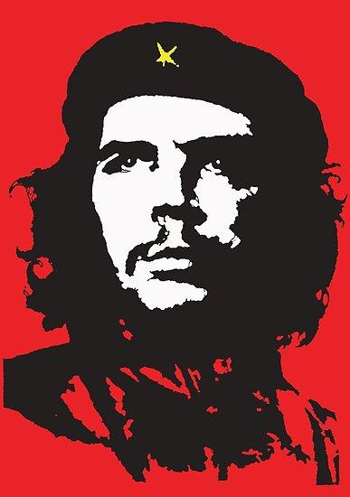 Che Guevara T-Shirt by quietcricket
