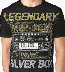 Legendary Silver Box / TB-303 Graphic T-Shirt