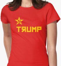 trump CCCP Russian Flag T-Shirt