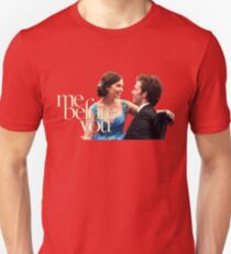 Movie: Me Before You (Louisa and Will) T-Shirt