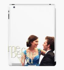 Movie: Me Before You (Louisa and Will) iPad Case/Skin