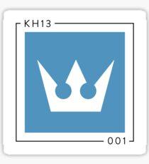 KH13 / 001 Sticker