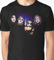 Kiss Diamond Graphic T-Shirt