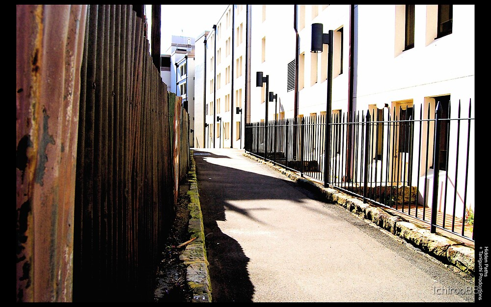 Hidden Paths (Sentimental Journey 3) by Ichiroo88
