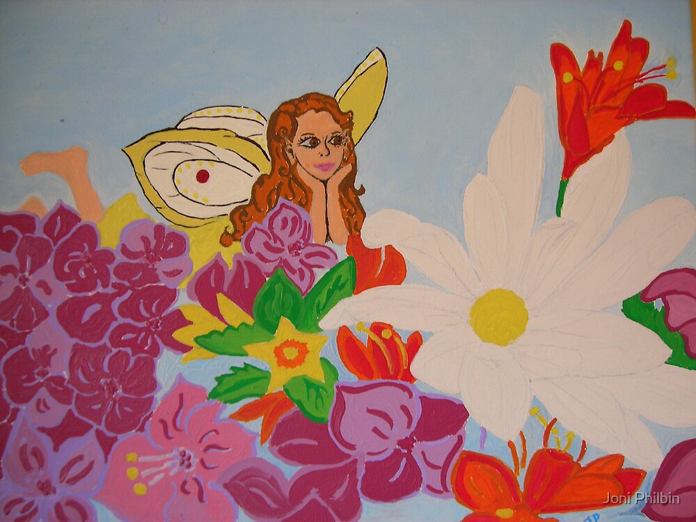 Daisy Daydream by Joni Philbin