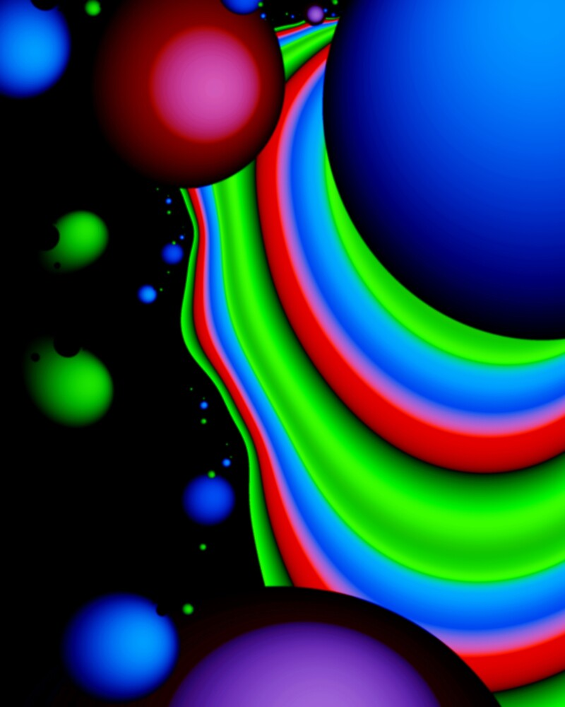 Strange Galaxy by pelmof
