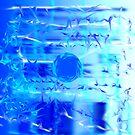 BLENDED BLUE by juliecat