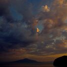 in remembrance of Pompeii (The Bay of Naples at Dawn) by Ashley Ng