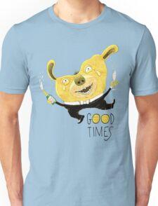 Good Times Golden Dog Celebration T-Shirt