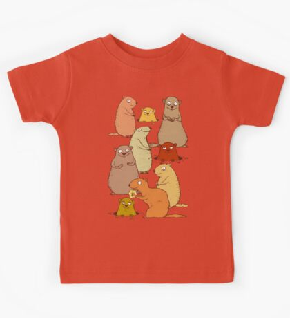 Wake up Groundhogs! Kids Clothes