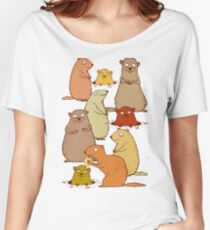 Wake up Groundhogs! Women's Relaxed Fit T-Shirt
