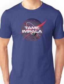 NASA Tame Impala Currents Unisex T-Shirt