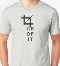 The Tooled Up Series: Crop It Unisex T-Shirt