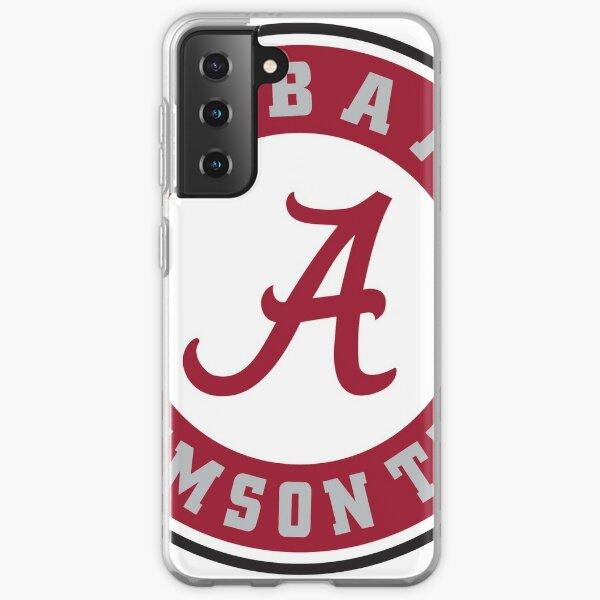 Alabama Logo Samsung Galaxy Soft Case