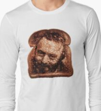 Christopher Hitchens - Toast Long Sleeve T-Shirt