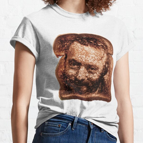 Christopher Hitchens - Toast Classic T-Shirt
