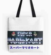 Mario Kart Logo Tote Bag