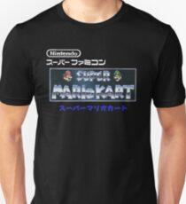 Mario Kart Logo Unisex T-Shirt
