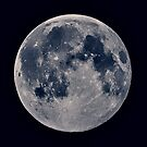 Blue Moon by martin bullimore