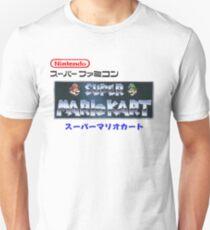 Mario Kart logo v2 Unisex T-Shirt
