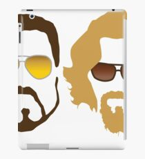 The Dude and Walter iPad Case/Skin