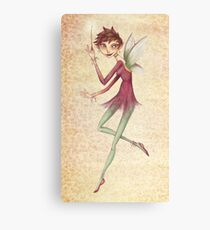 Playful Pixie Canvas Print
