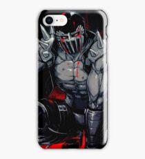 jagger iPhone Case/Skin