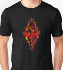 Fus ro dah - Fire Unisex T-Shirt