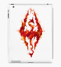 Fus ro dah - Fire iPad Case/Skin