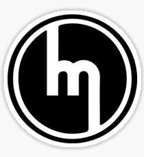 Logo Miata 60's (negativo) Sticker