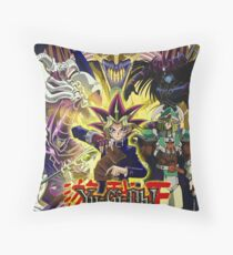 yugioh Throw Pillow
